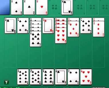 карточная игра алжирское