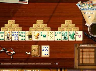 карточные игры пирамида онлайн бесплатно