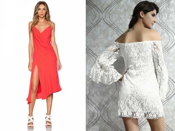 d6982d01015 Платье с накидкой на плечи. Модные советыПлатье с открытыми плечами ...
