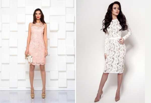 630d5d2eea3 Вечерние платья из гипюра пользуются особой популярностью. Ведь легкие ткани  и кружева